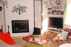 La visite d'un appartement privé dans déco cheminee-carine-300x199