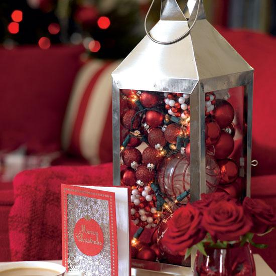 D corer l ext rieur de sa maison selon les saisons la - Decoration escalier noel ...